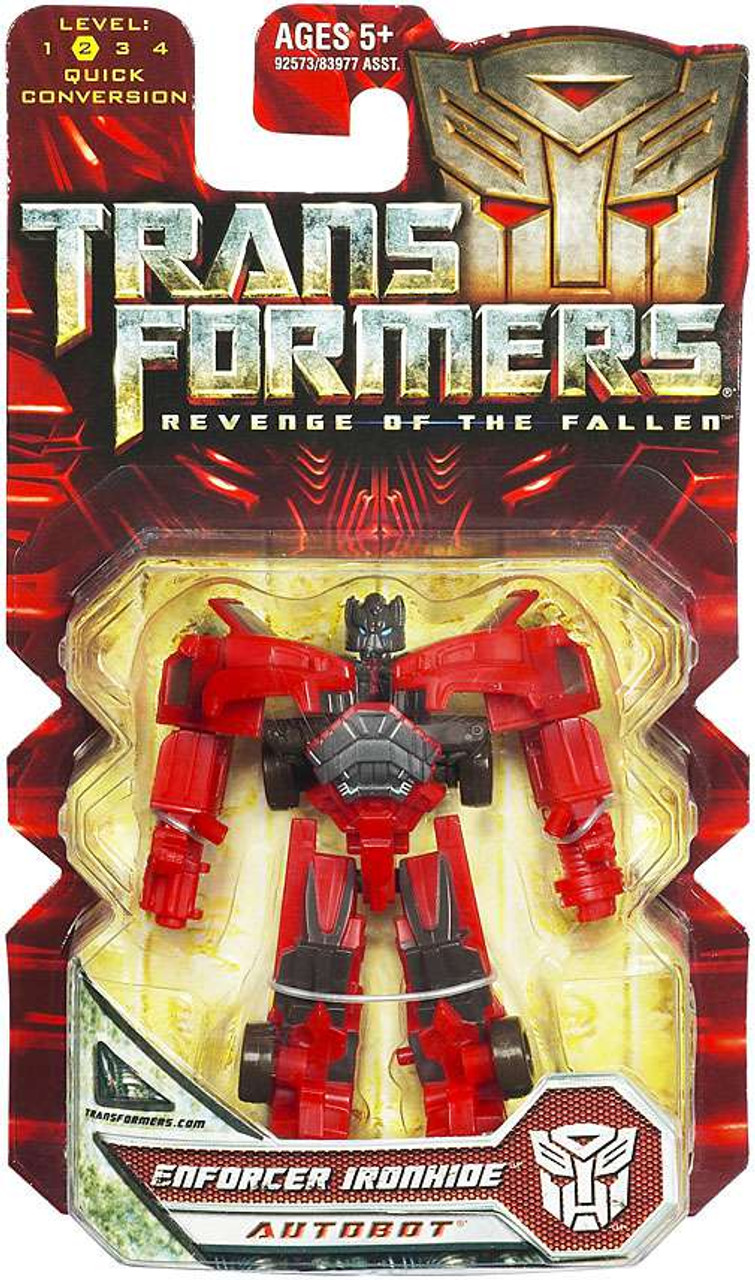 Transformers Revenge of the Fallen Legends Enforcer Ironhide Legend Action Figure
