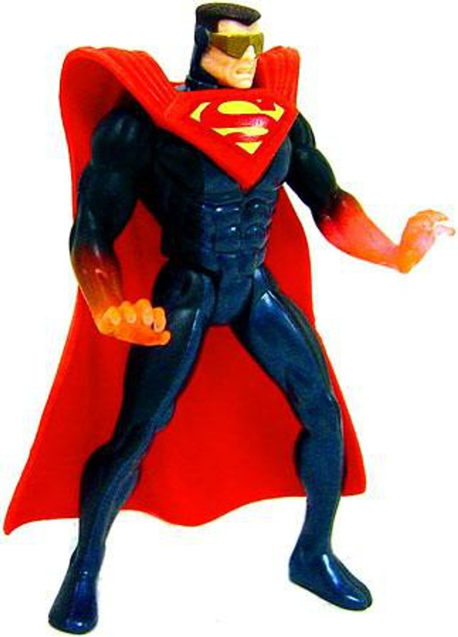 Superman The Eradicator Exclusive Action Figure