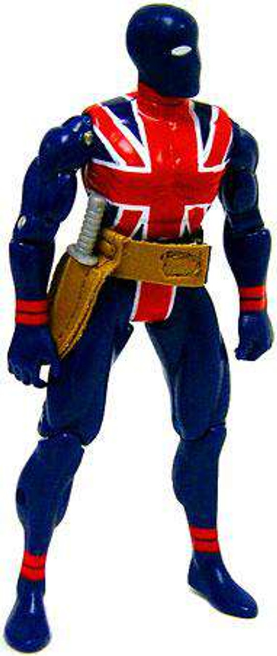 Marvel Union Jack Exclusive Action Figure [Loose, No Package]