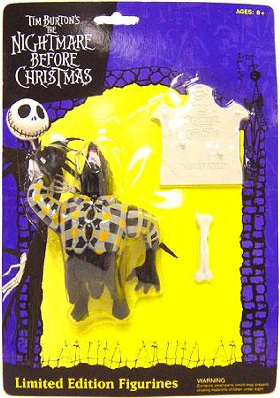 NECA The Nightmare Before Christmas Bendable Werewolf Figure