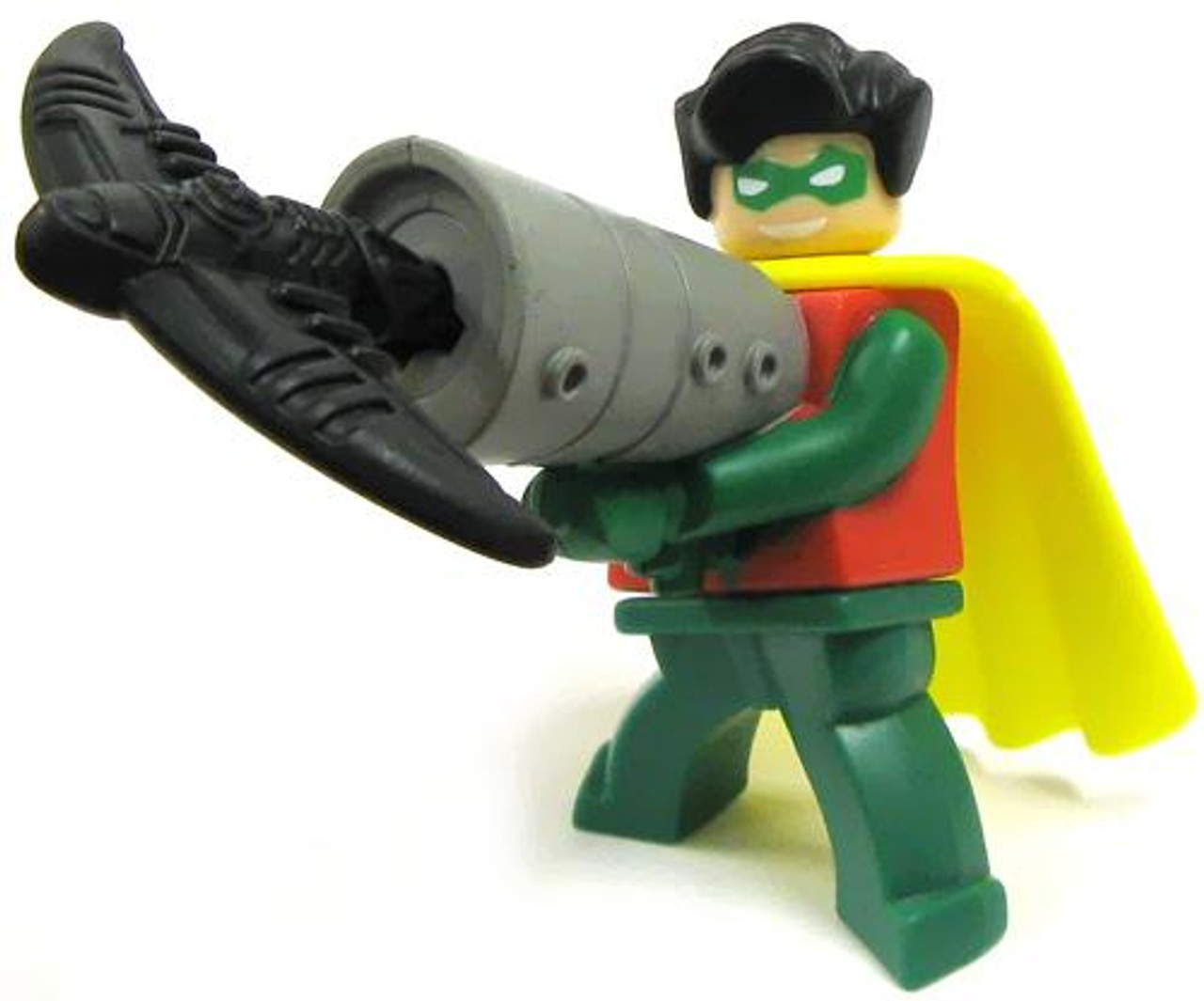 LEGO Batman Robin with Grappling Hook Happy Meal Toy #7