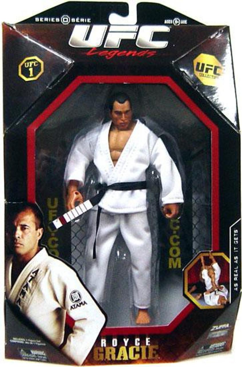 UFC Series 0 Royce Gracie Exclusive Action Figure [Legends]