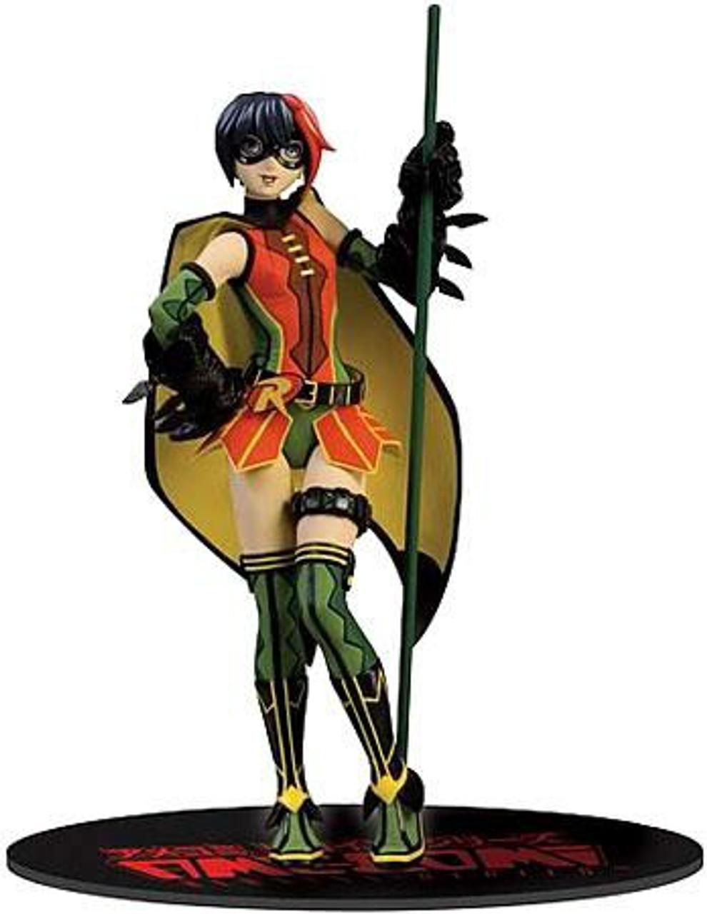 DC Ame-Comi Heroine Series Robin 9-Inch PVC Statue
