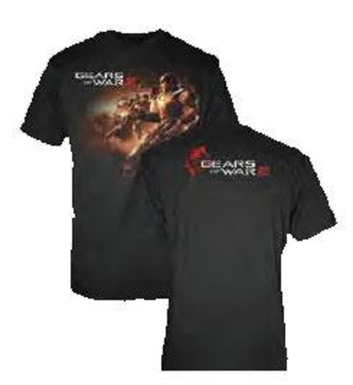 Gears of War Marching T-Shirt GW208 [Adult Small]