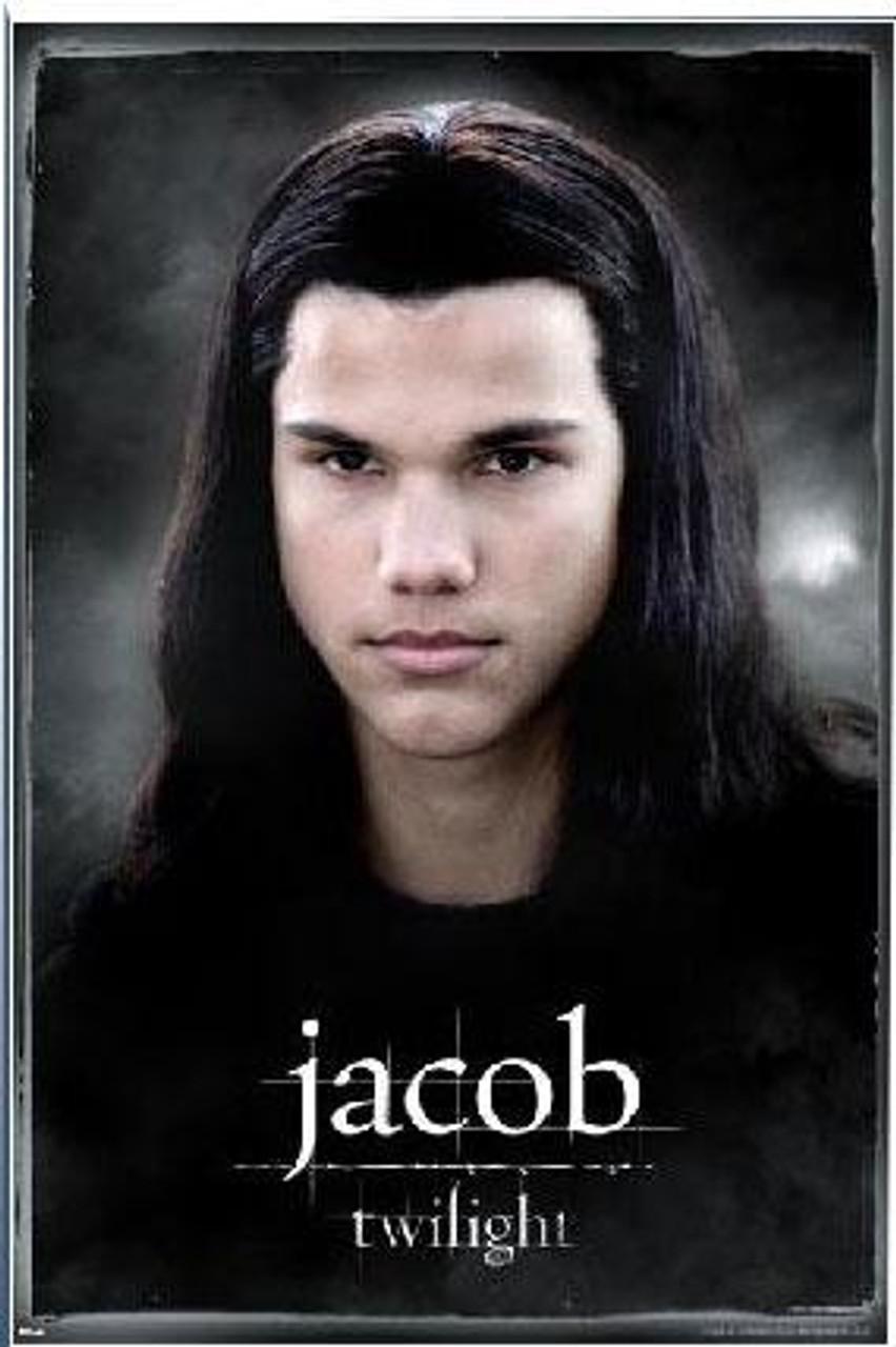Twilight Jacob Poster
