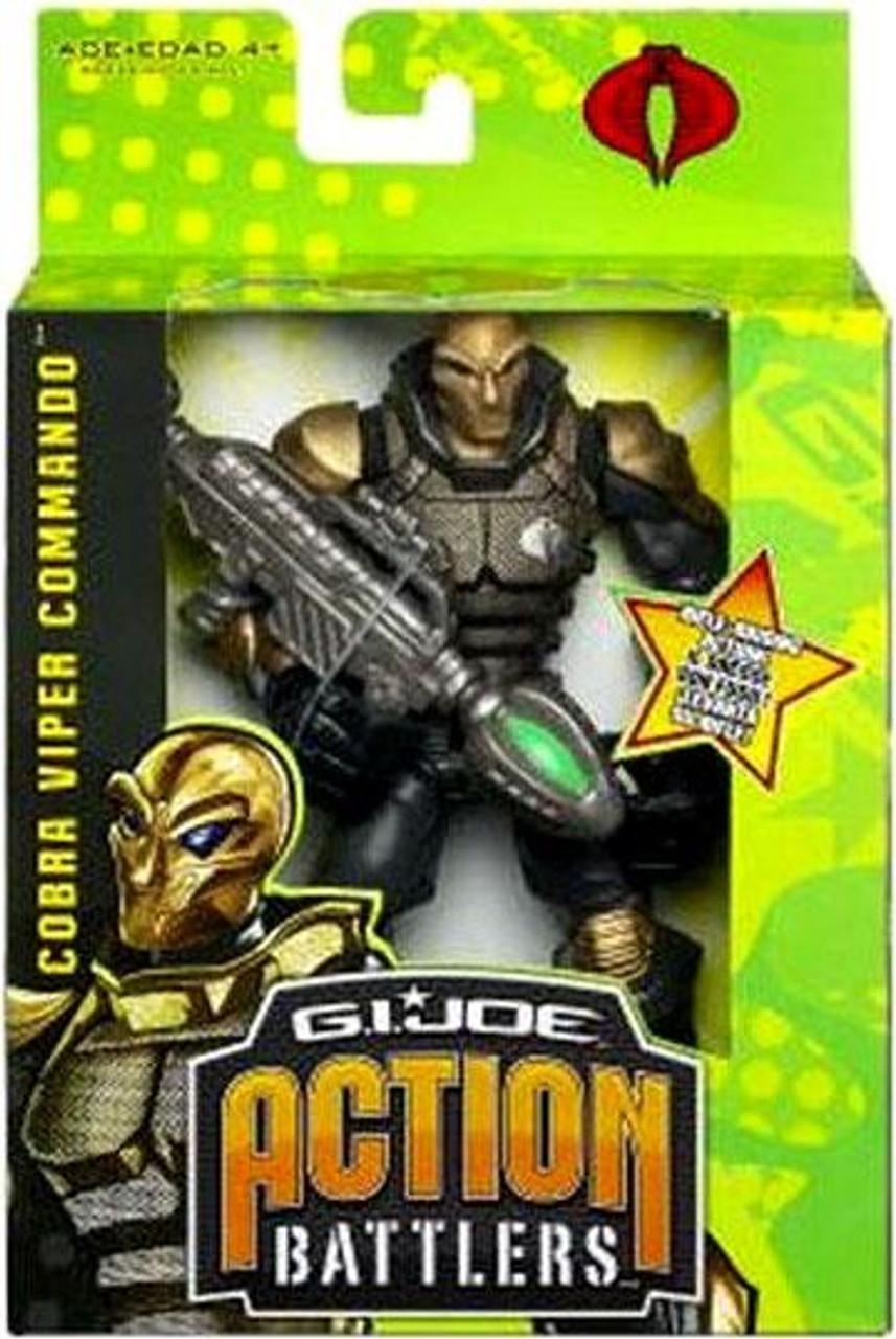 GI Joe The Rise of Cobra Action Battlers Cobra Viper Commando Action Figure