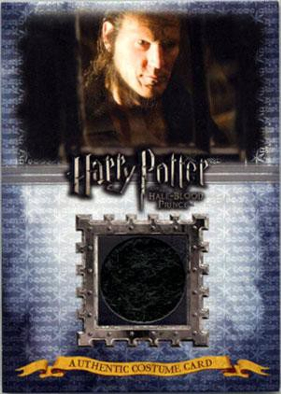 Harry Potter The Half Blood Prince Fenrir Grayback Costume Card C13