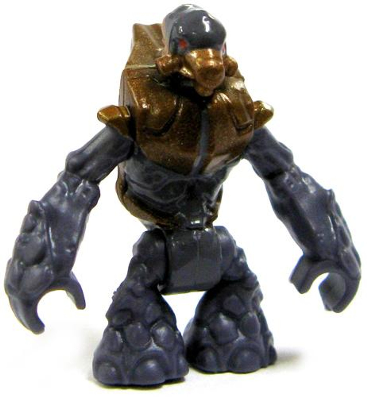 Mega Bloks Halo Loose Grunt Minifigure [Copper Loose]
