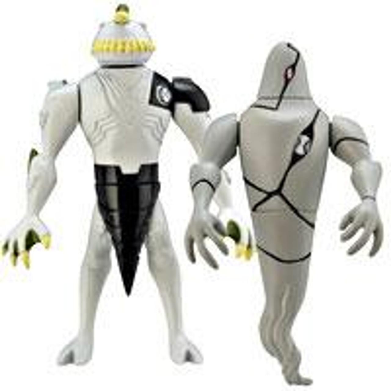 Ben 10 Alien Force Alien Creation Chamber Ripjaws & Ghostfreak Mini Figure 2-Pack