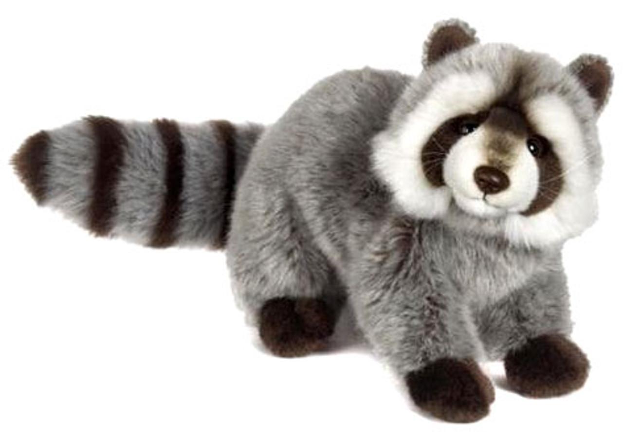 Webkinz Signature Deluxe Raccoon Plush