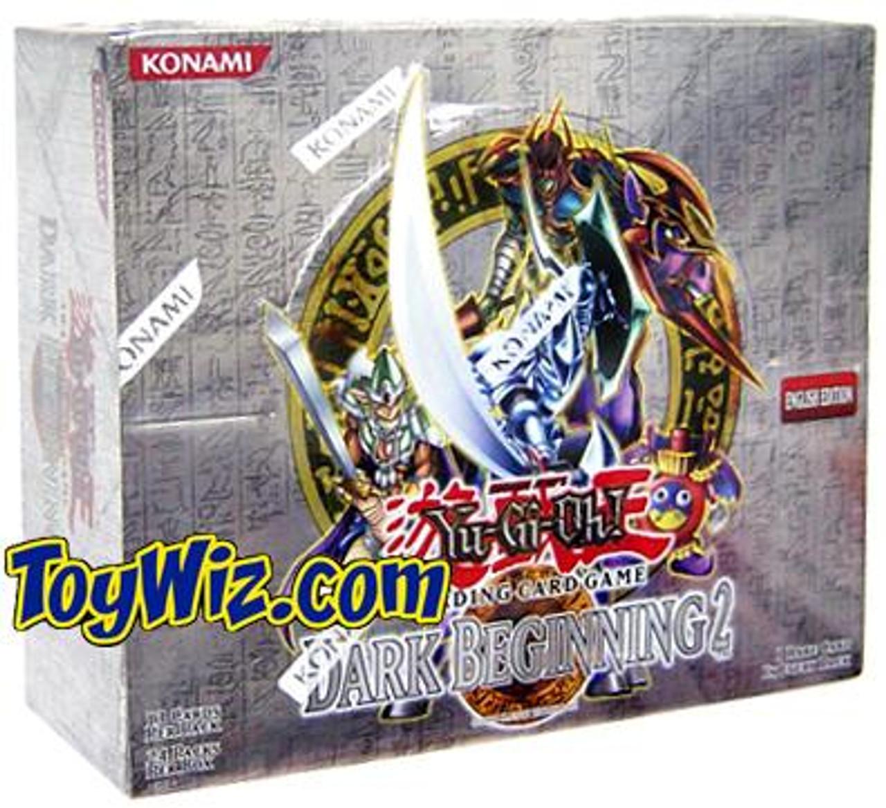 YuGiOh Dark Beginning 2 Booster Box [Sealed]