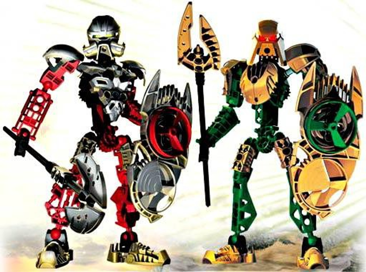 LEGO Bionicle Guardian Toa Set #65757