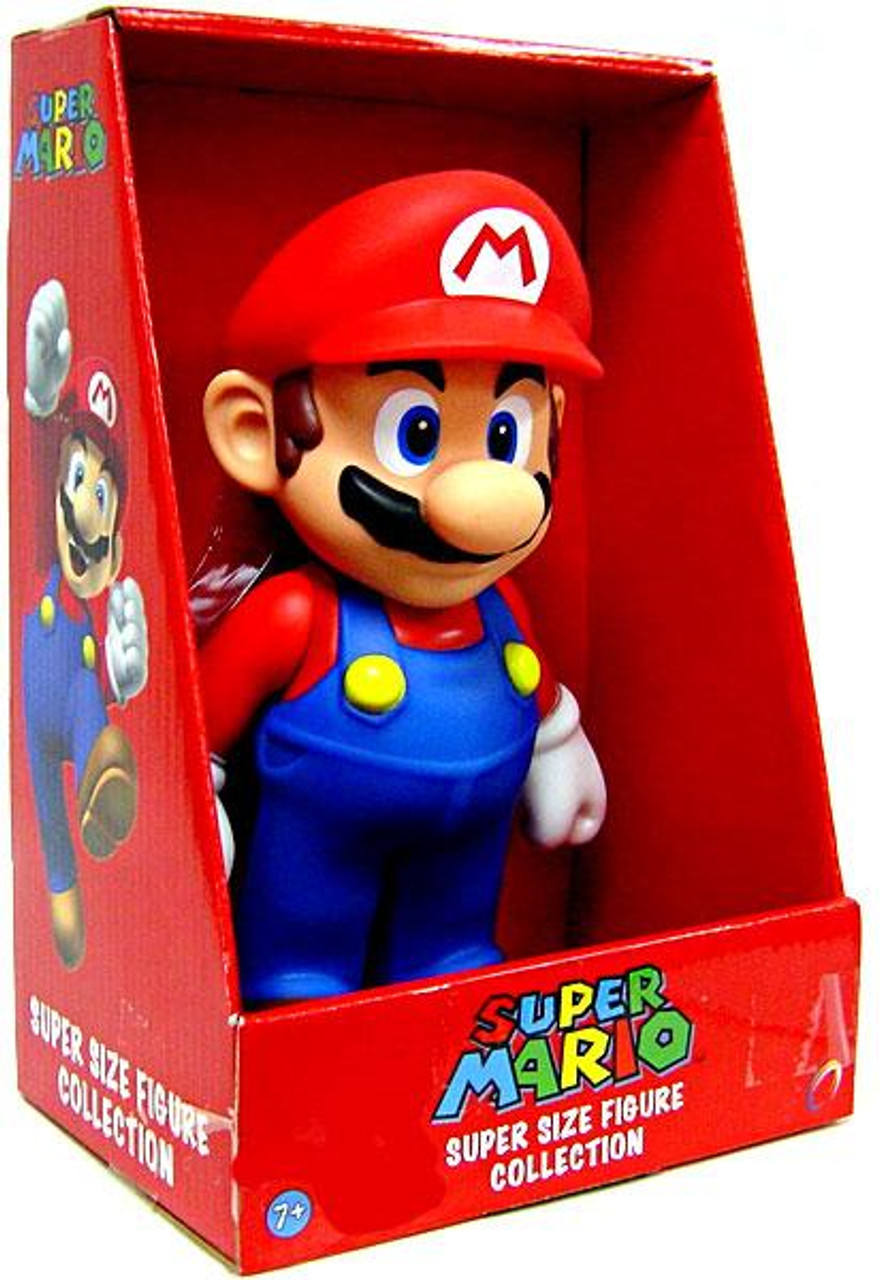 Super Mario Series 1 Mario 9-Inch Vinyl Figure