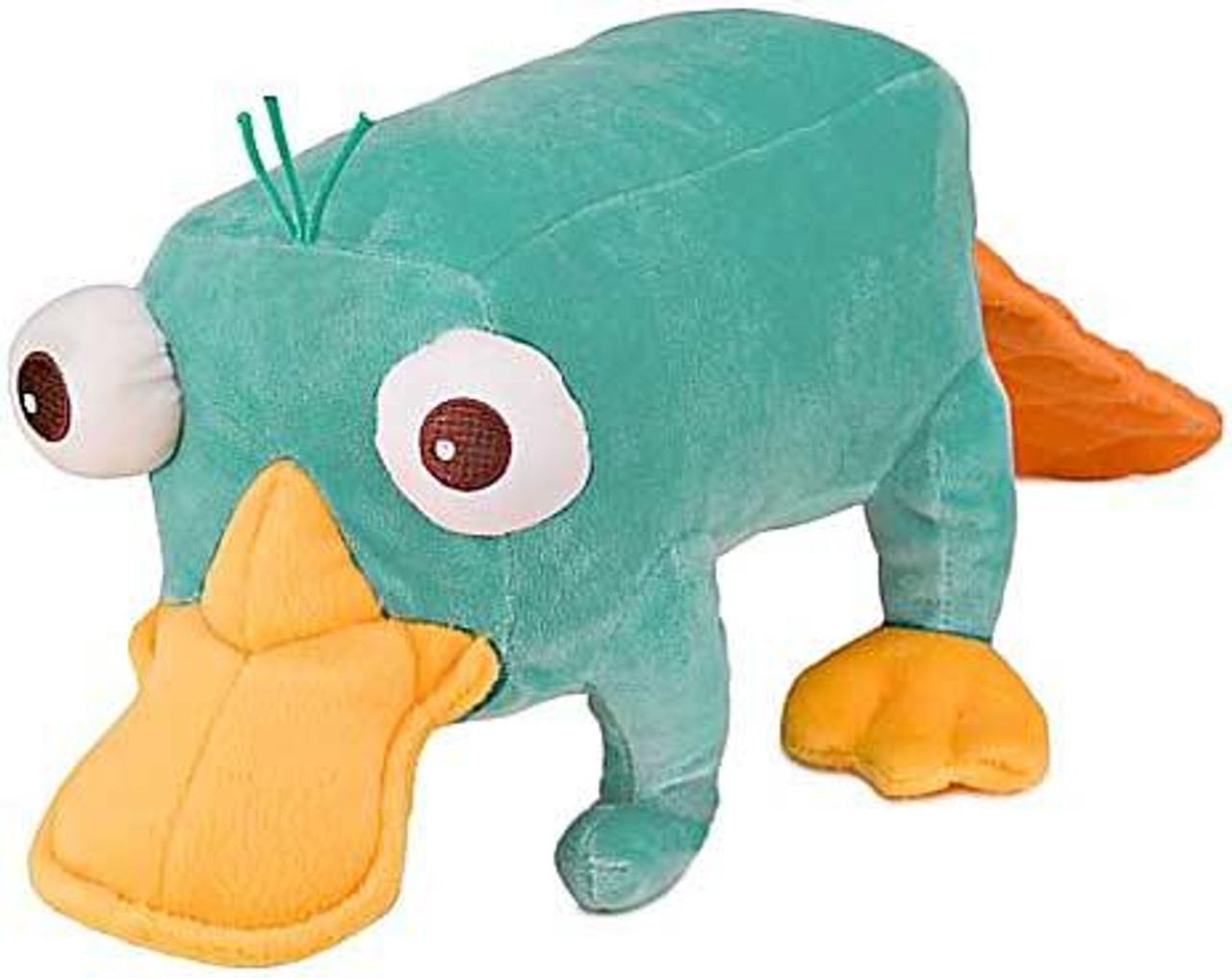 Disney Phineas and Ferb Perry the Platypus 10-Inch Plush