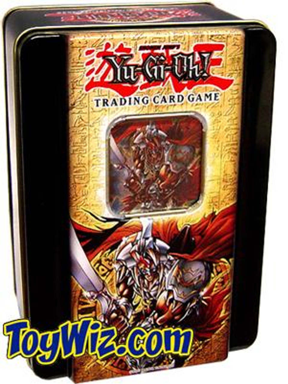 YuGiOh 2005 Collector Tin Gilford the Lightning Collector Tin [Sealed]
