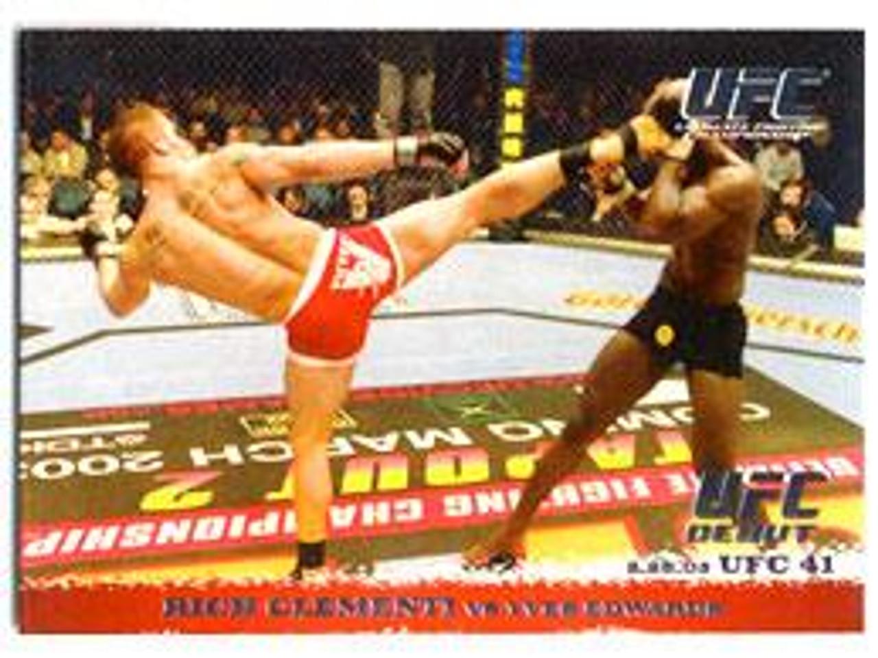 UFC 2009 Round 1 Rich Clementi #13