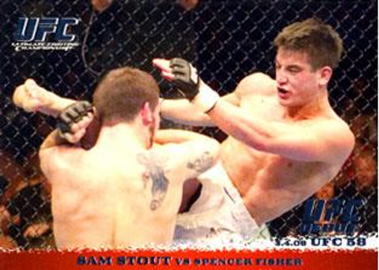 UFC 2009 Round 1 Sam Stout #39