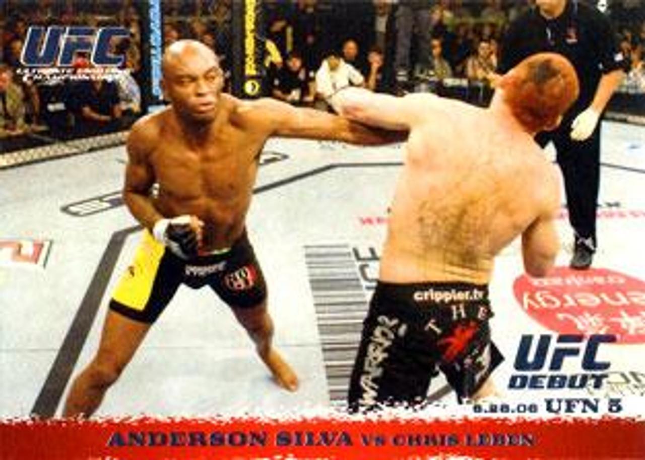 UFC 2009 Round 1 Anderson Silva #46