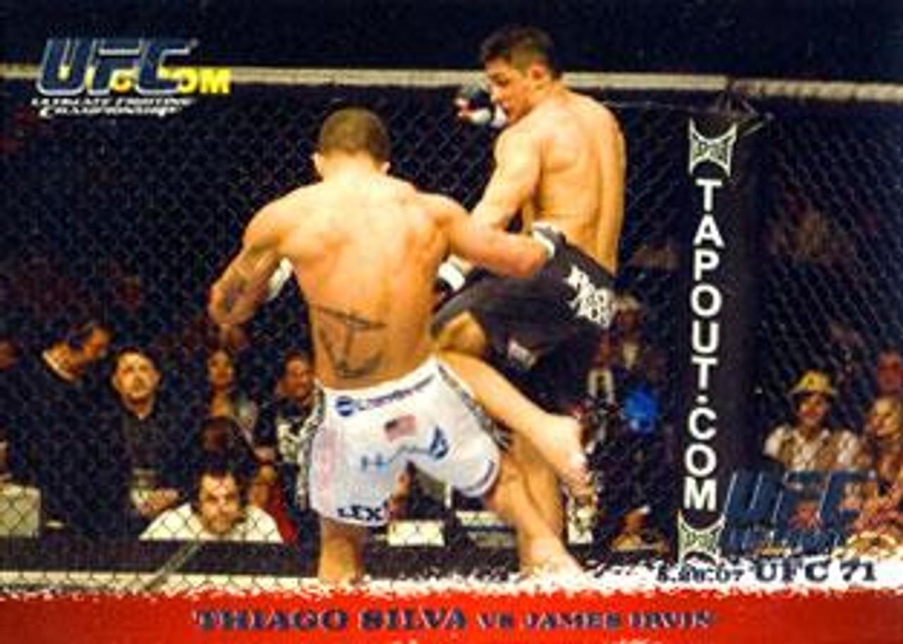 UFC 2009 Round 1 Thiago Silva #65