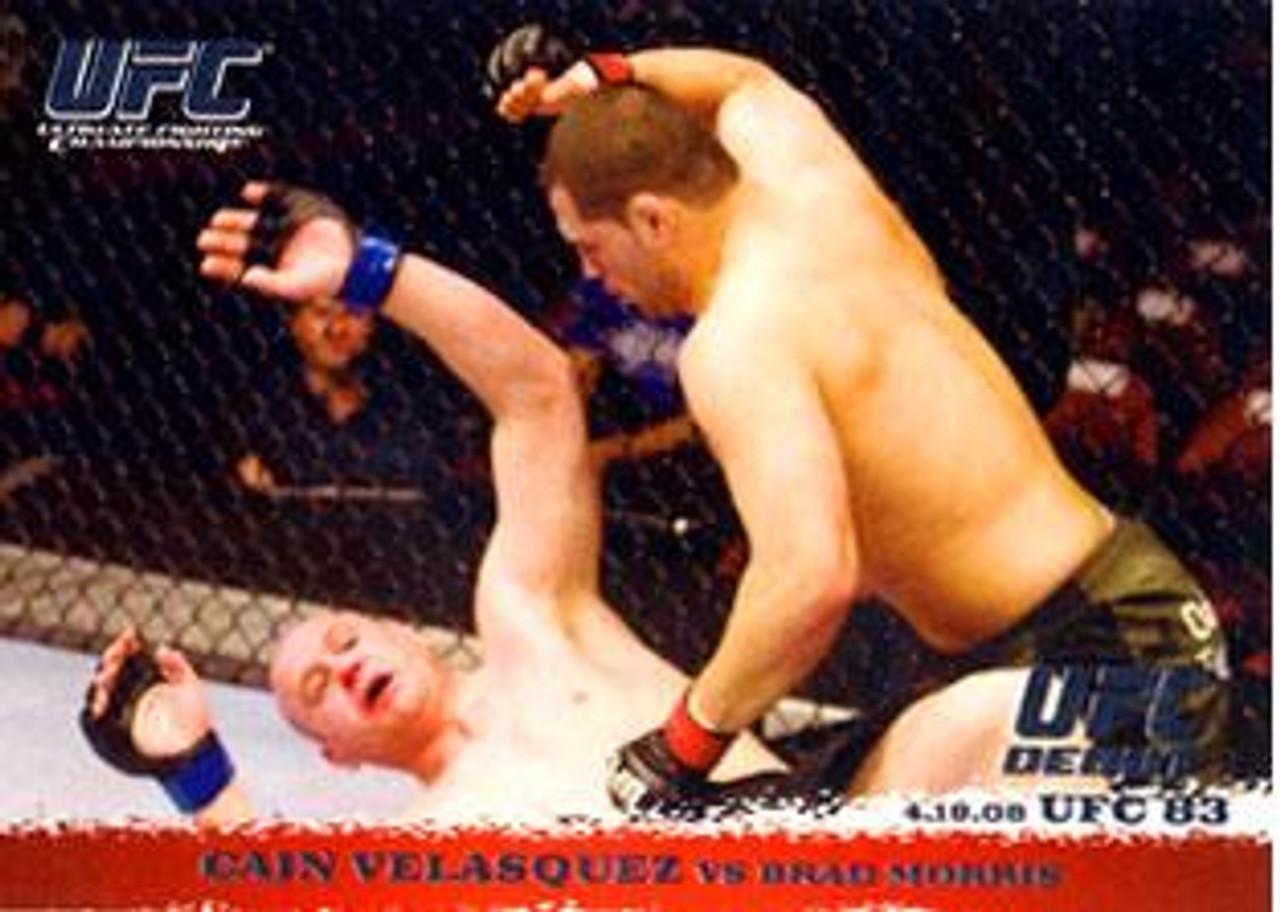 UFC 2009 Round 1 Cain Velasquez #82