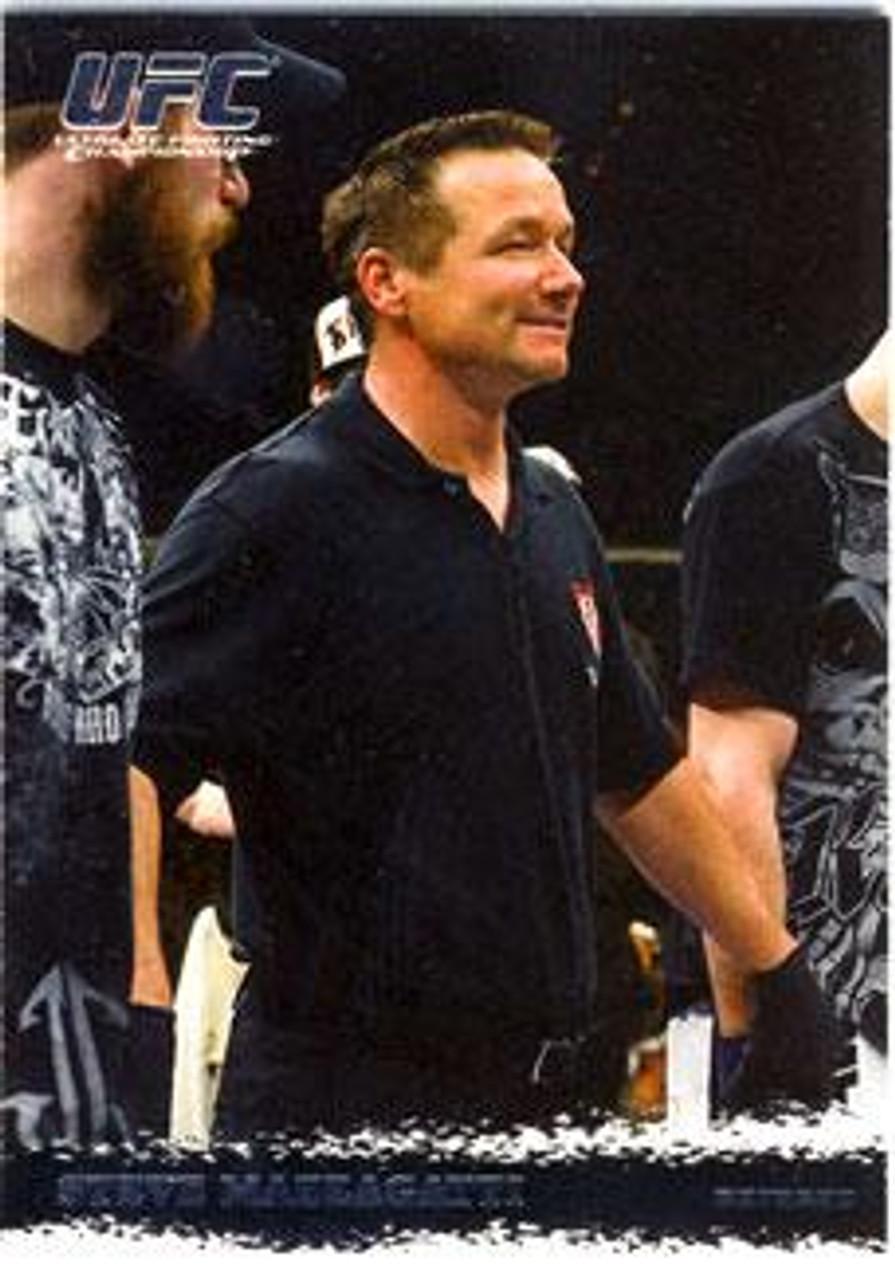 UFC 2009 Round 1 Steve Mazzagatti #92
