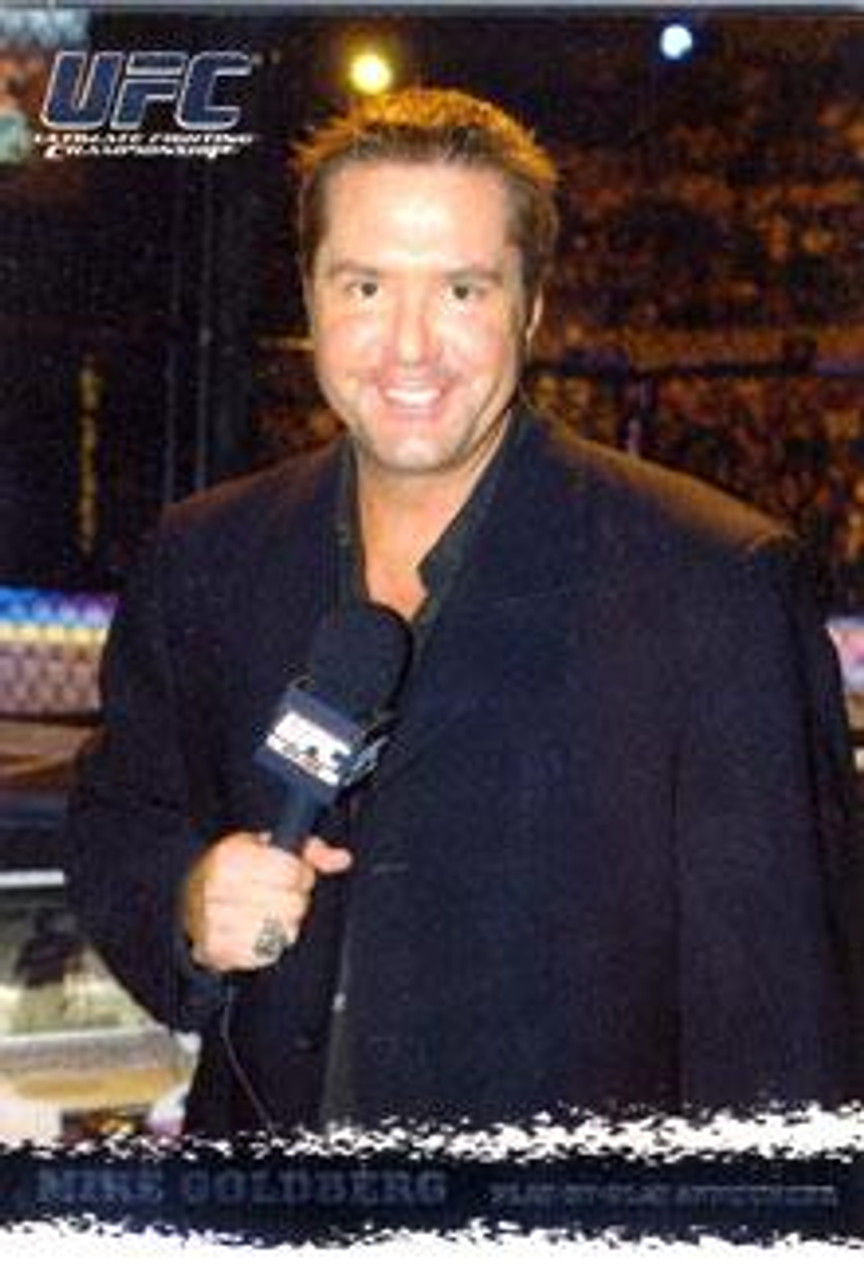 UFC 2009 Round 1 Mike Goldberg #95