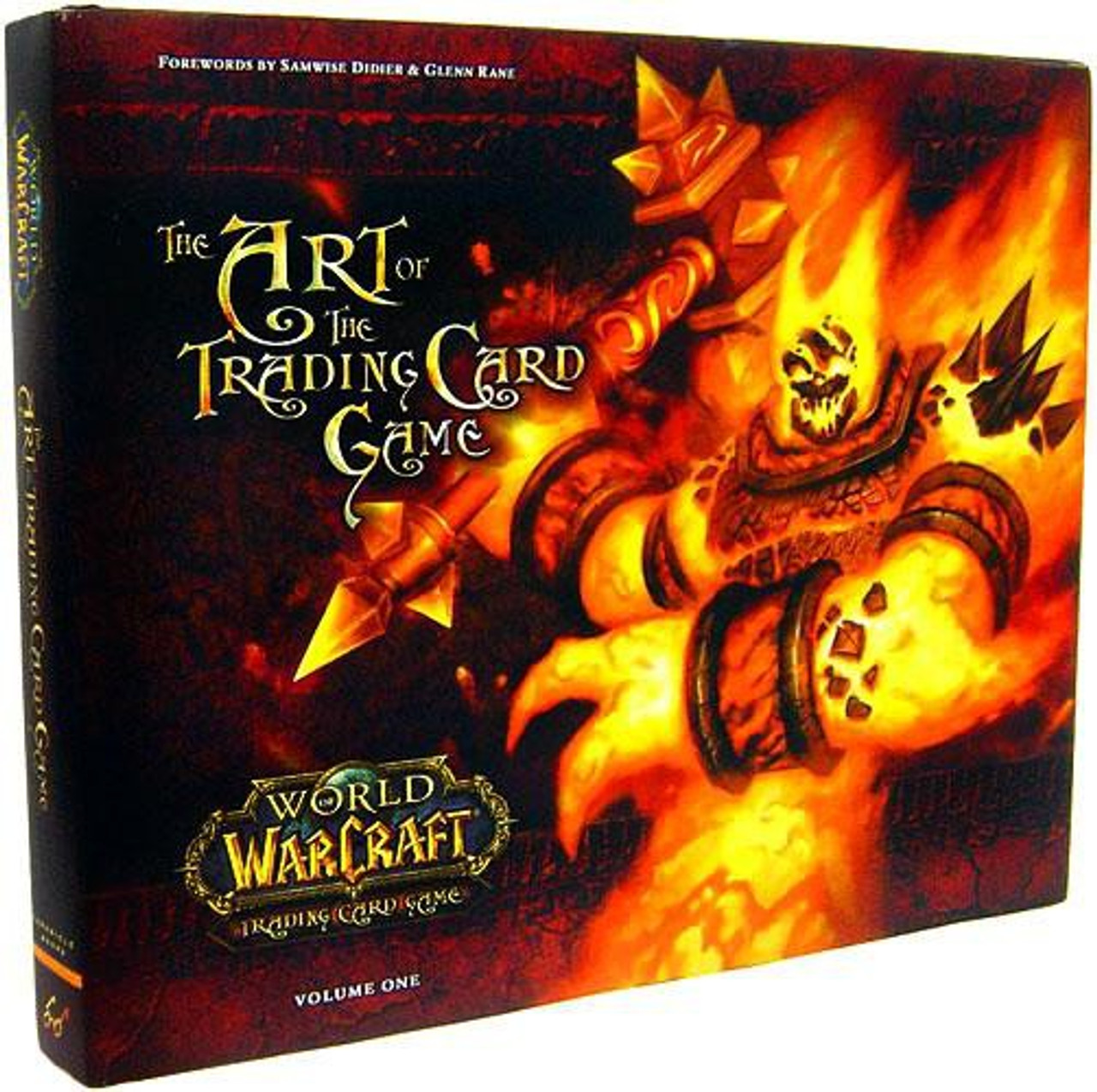 World of Warcraft The Art of the Trading Card Game Hardcover [Volume One]