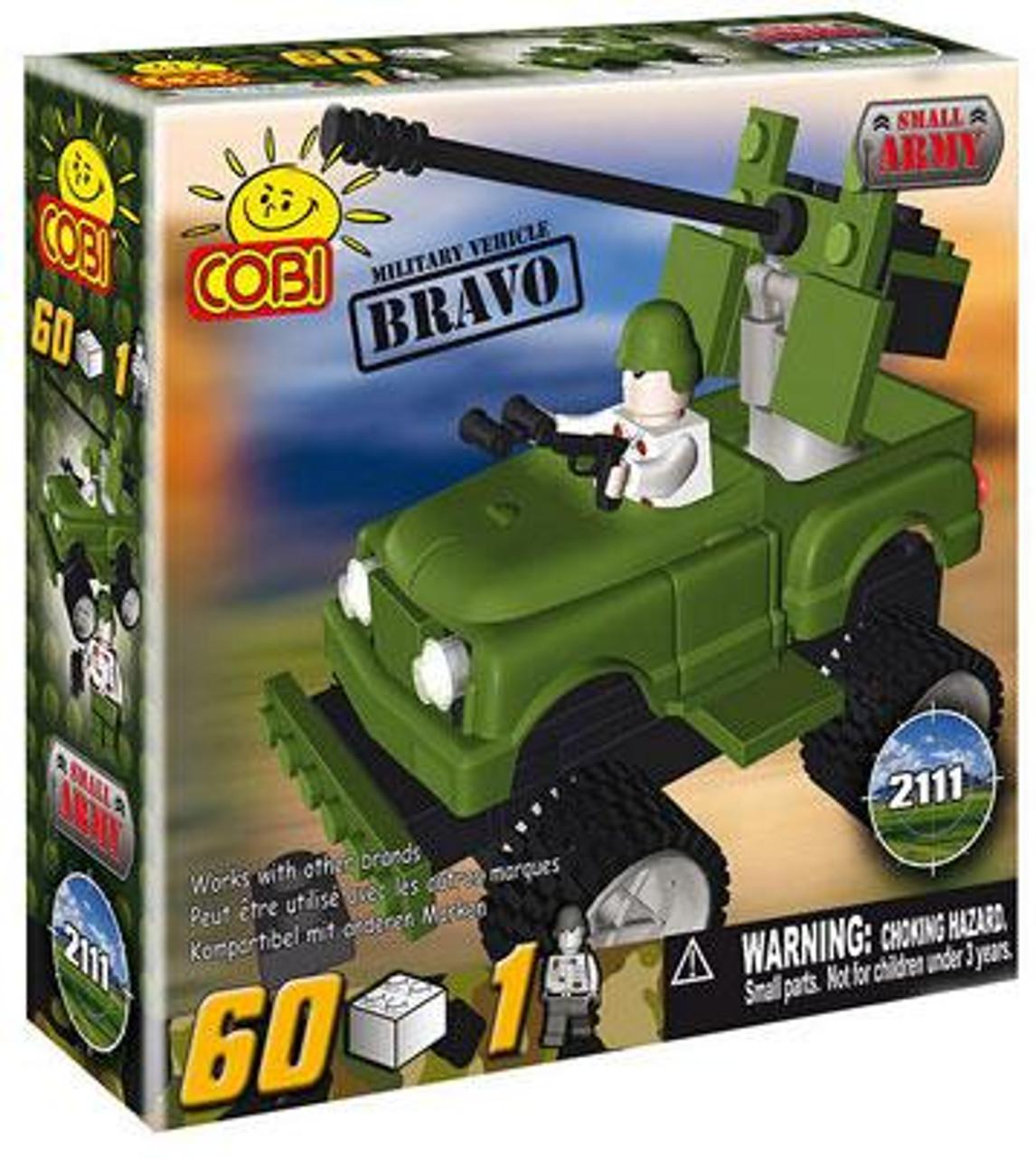 COBI Blocks Small Army Bravo Set #2111