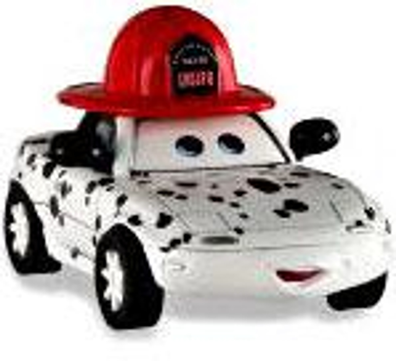 Disney Cars Loose Dalmatian Mia Diecast Car [Loose]