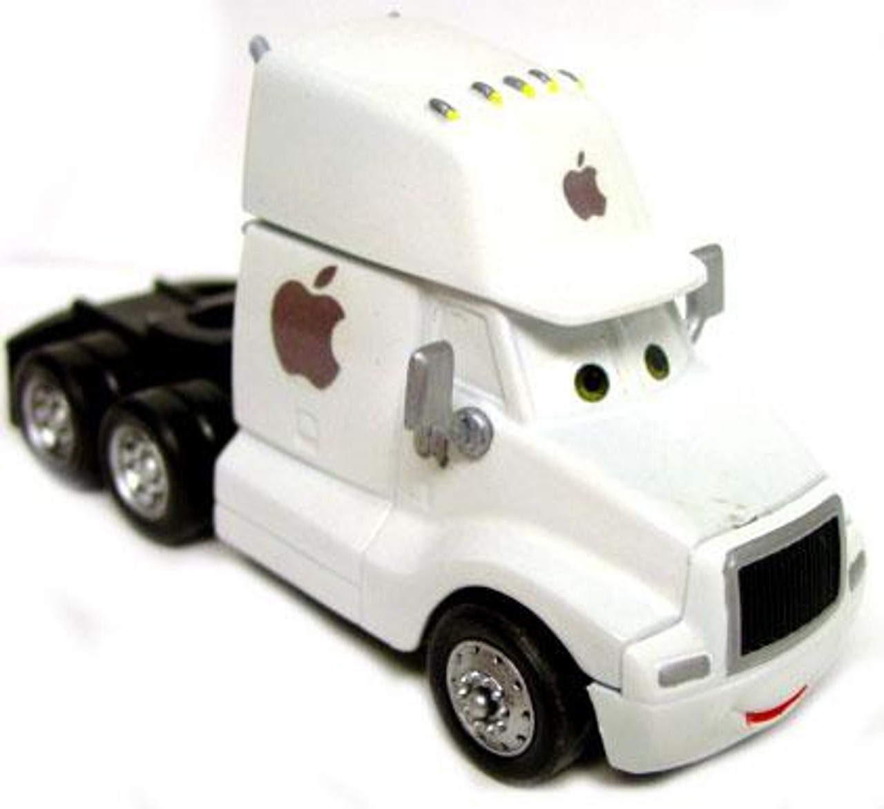 Disney Cars Custom Apple iCab Diecast Car