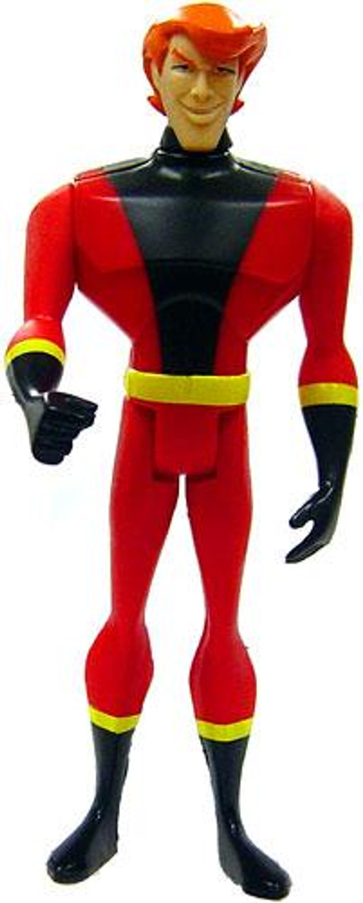 Justice League Loose Elongated Man Action Figure [Red Outfit Loose]