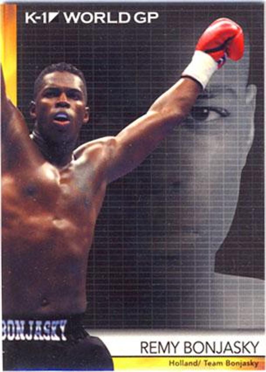 MMA K-1 World GP Remy Bonjasky #14