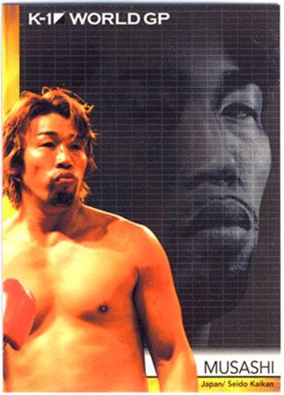 MMA K-1 World GP Musashi #17