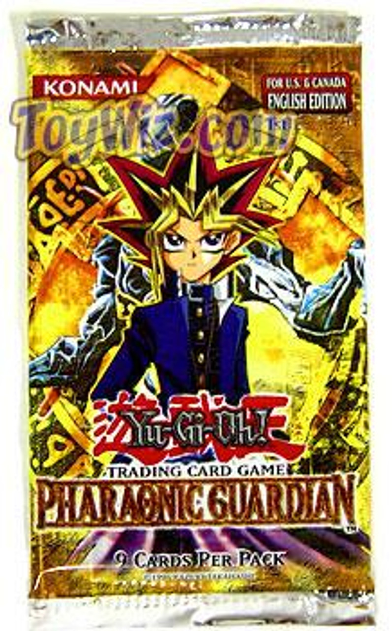 YuGiOh Pharaonic Guardian Booster Pack