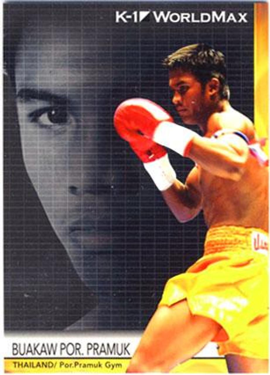 MMA K-1 World GP Buakaw Por. Pramuk #43