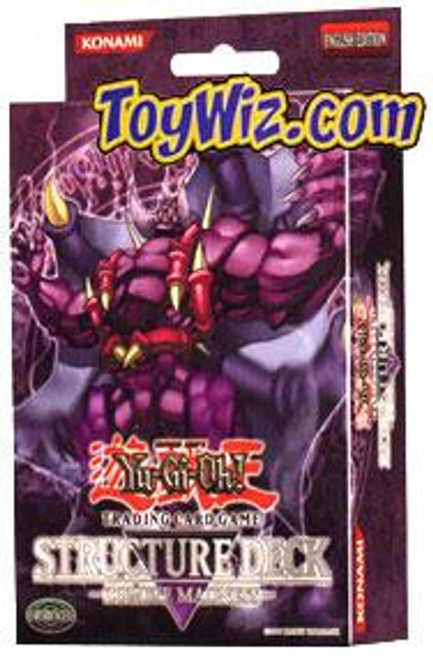 YuGiOh Structure Deck: Zombie Madness Zombie Madness Structure Deck [Unlimited Edition]