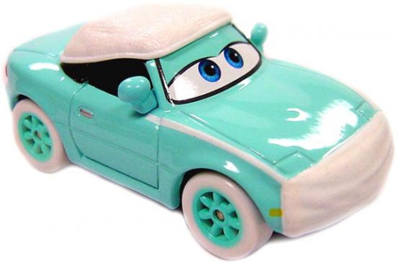 Disney Cars Loose Nurse Tia Diecast Car [Loose]