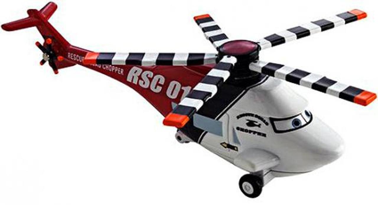 Disney Cars Loose Rescue Squad Chopper Diecast Car [Loose]