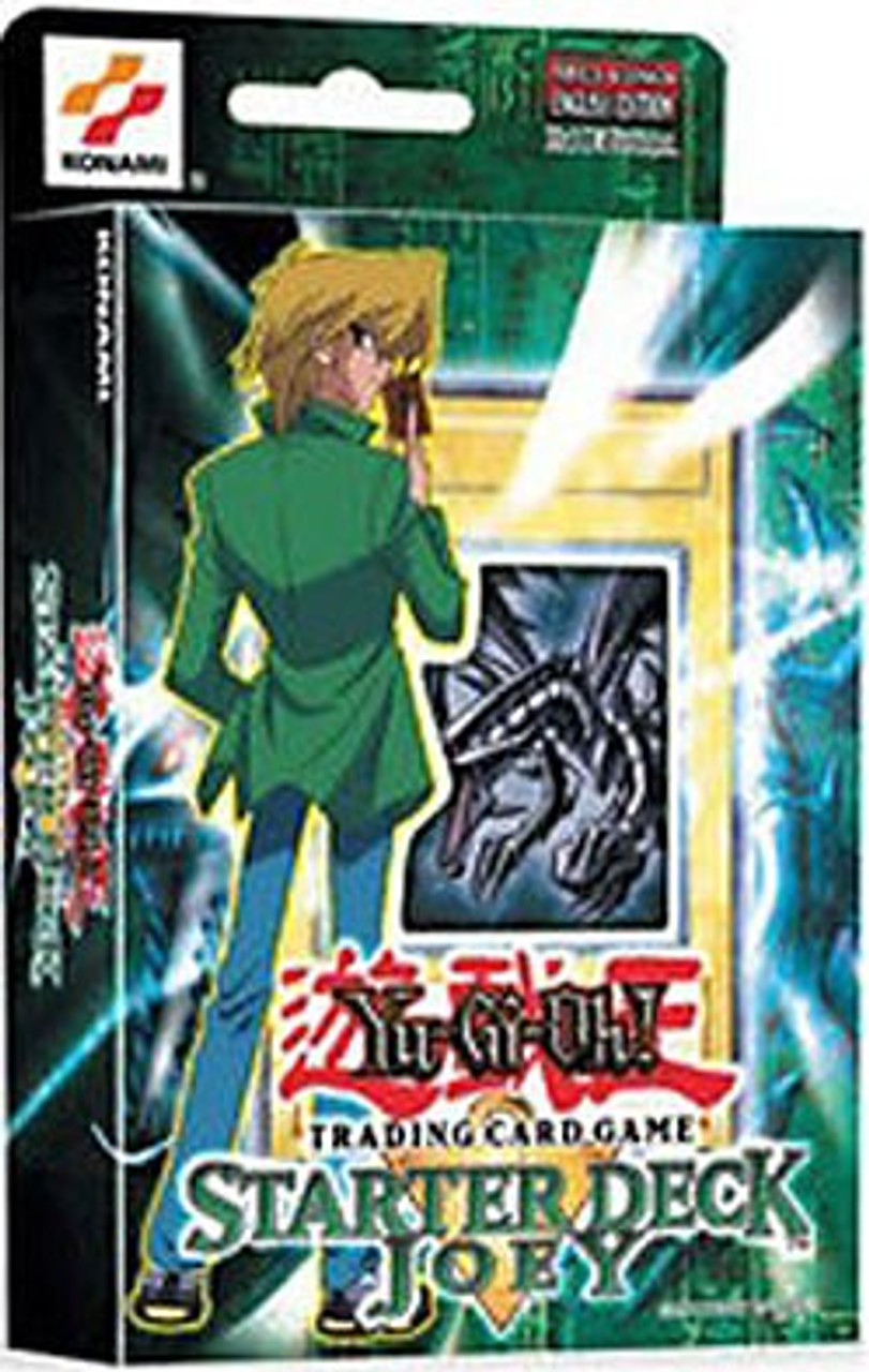 YuGiOh Starter Deck: Joey Joey Starter Deck [1st Edition] [Sealed Deck]