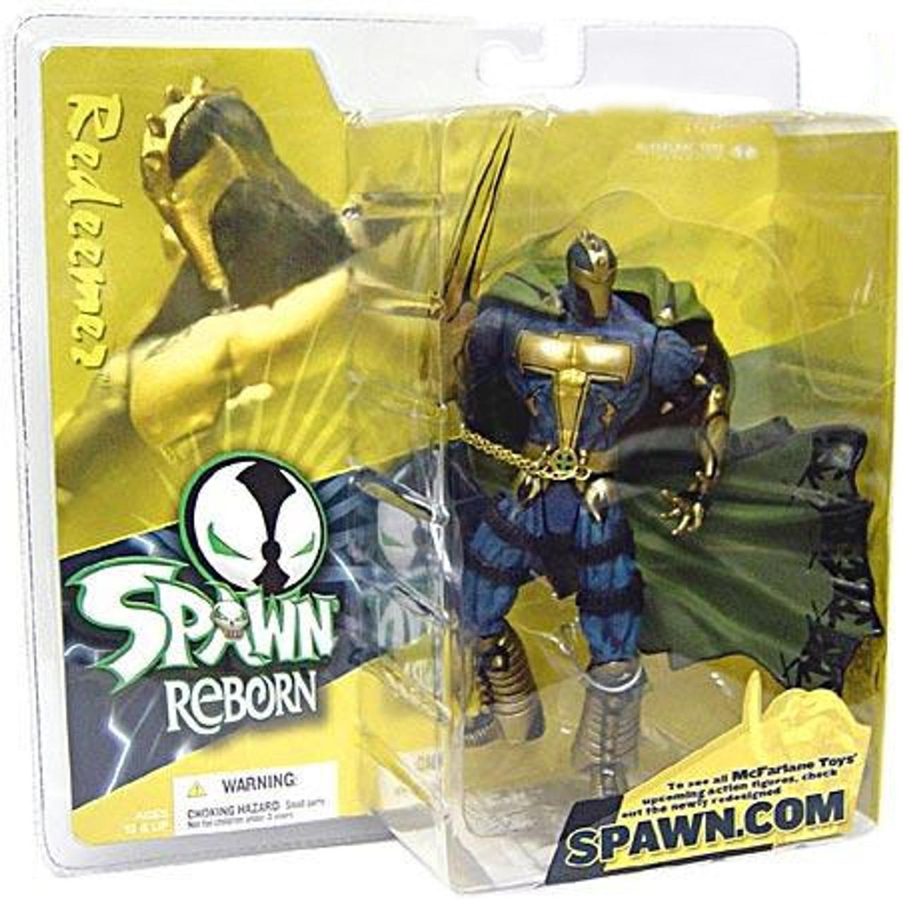 McFarlane Toys Spawn Reborn Series 1 Redeemer Action Figure