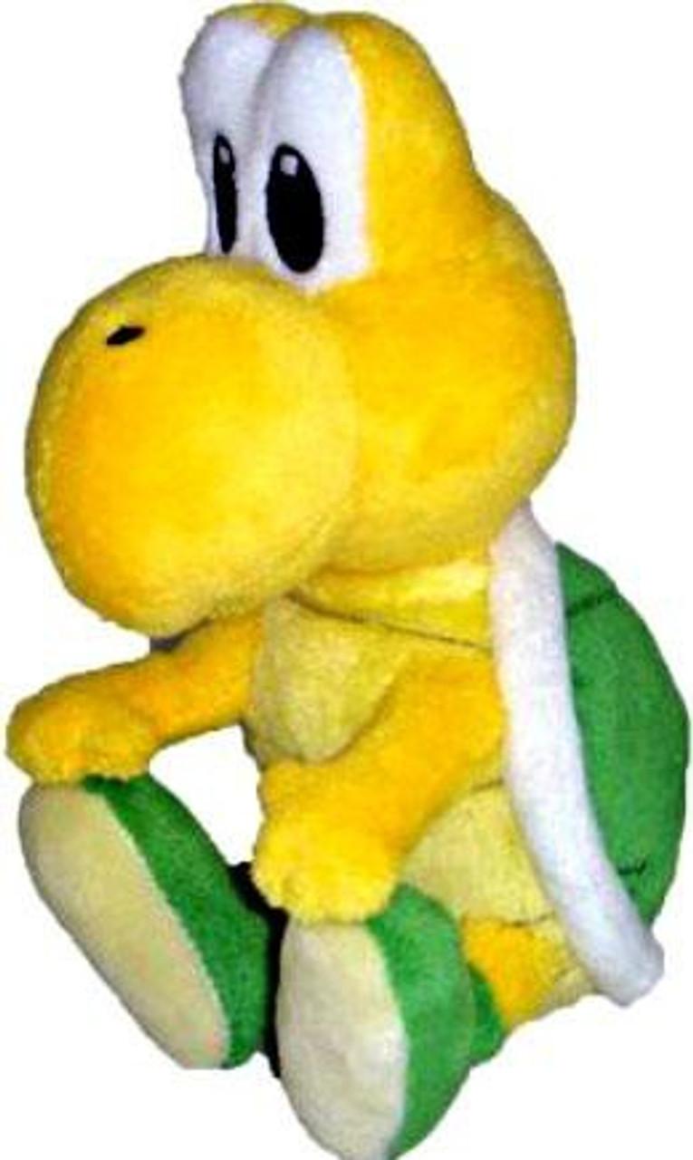Super Mario Bros Koopa Troopa 5-Inch Plush