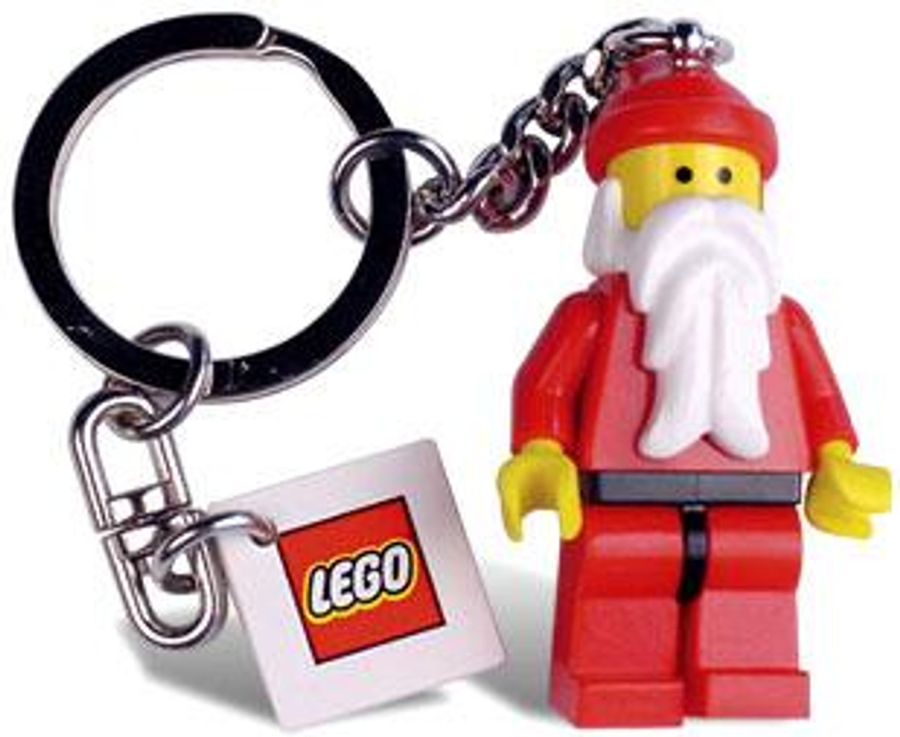LEGO Santa Minifigure Keychain #850150