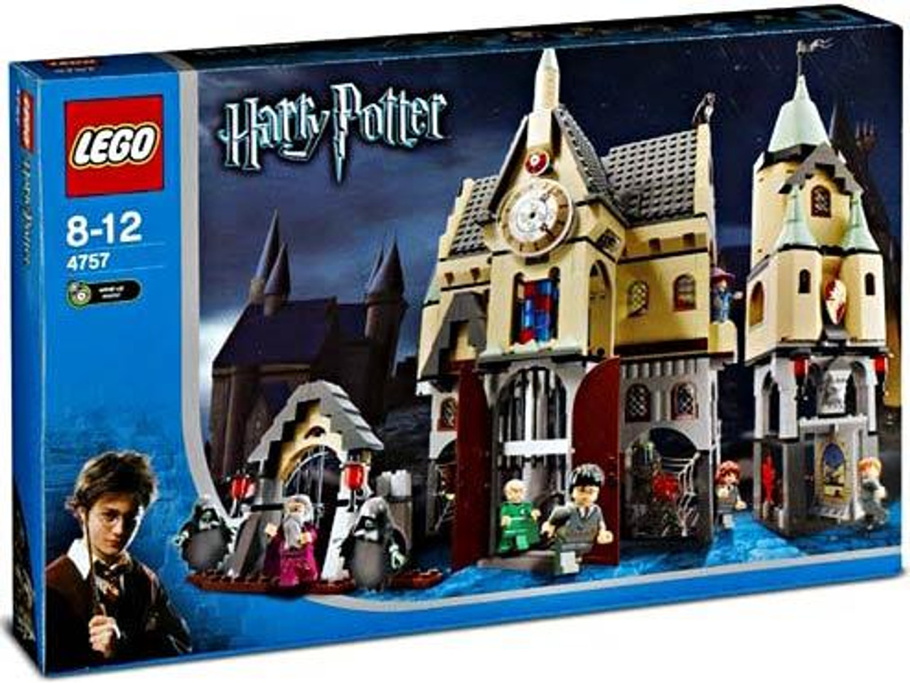 LEGO Harry Potter Prisoner of Azkaban Hogwarts Castle Set #4757