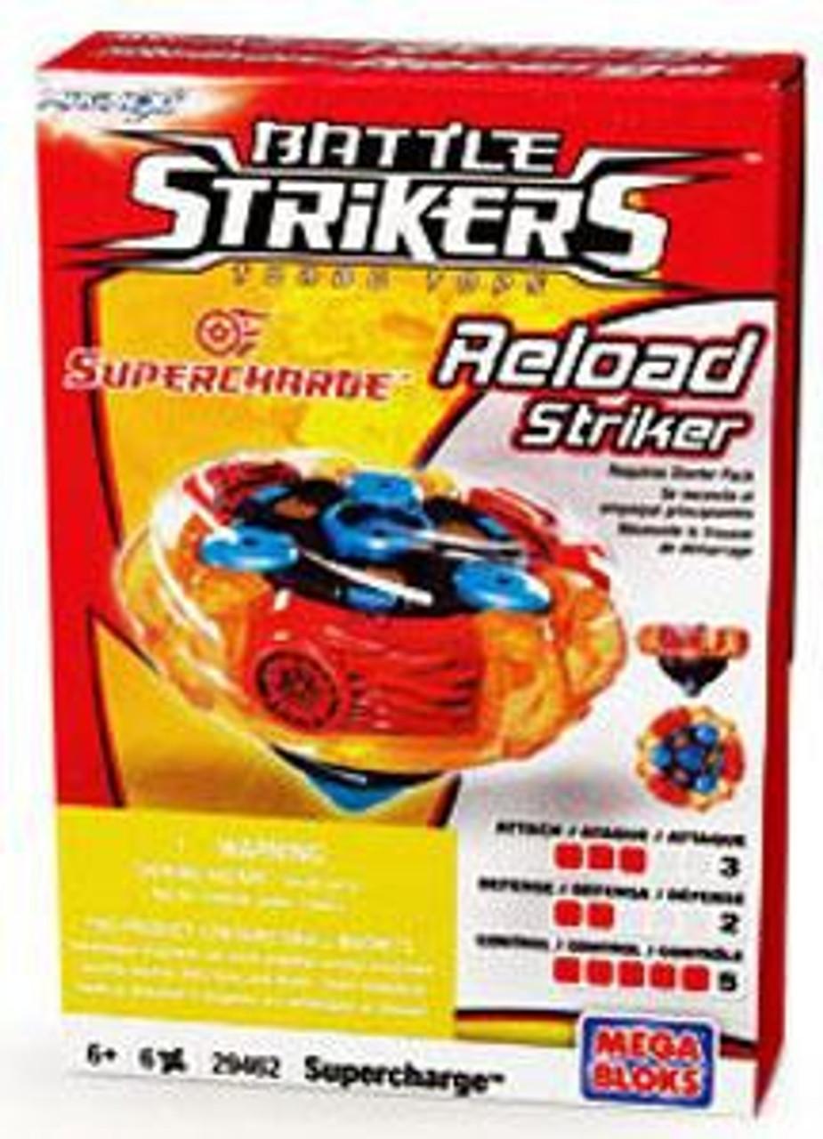 Battle Strikers Reload Striker Supercharge Top #29462