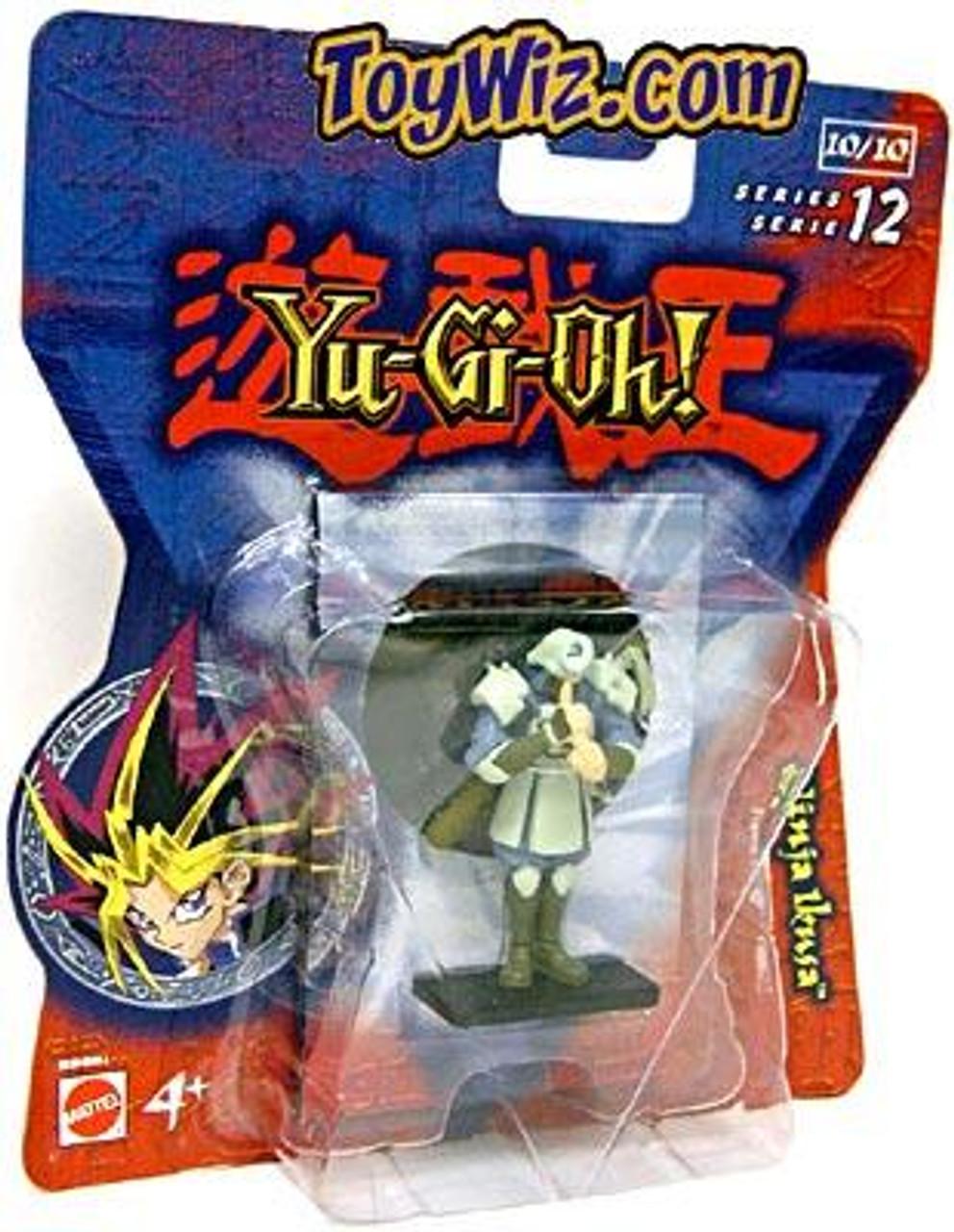 YuGiOh Series 12 Ninja Ikusa 2-Inch PVC Figure