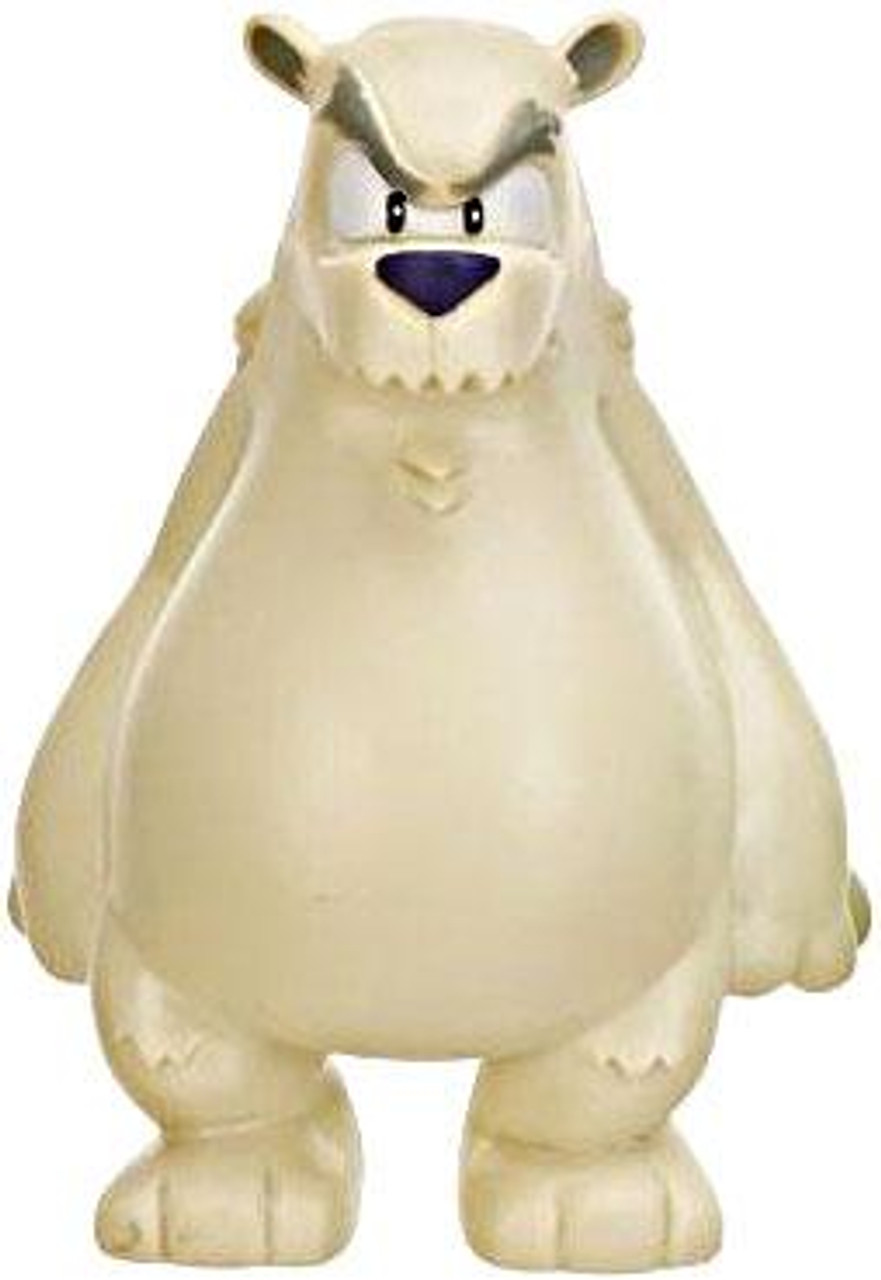 Club Penguin Herbert P. Bear, Esquire 3-Inch Mini Figure