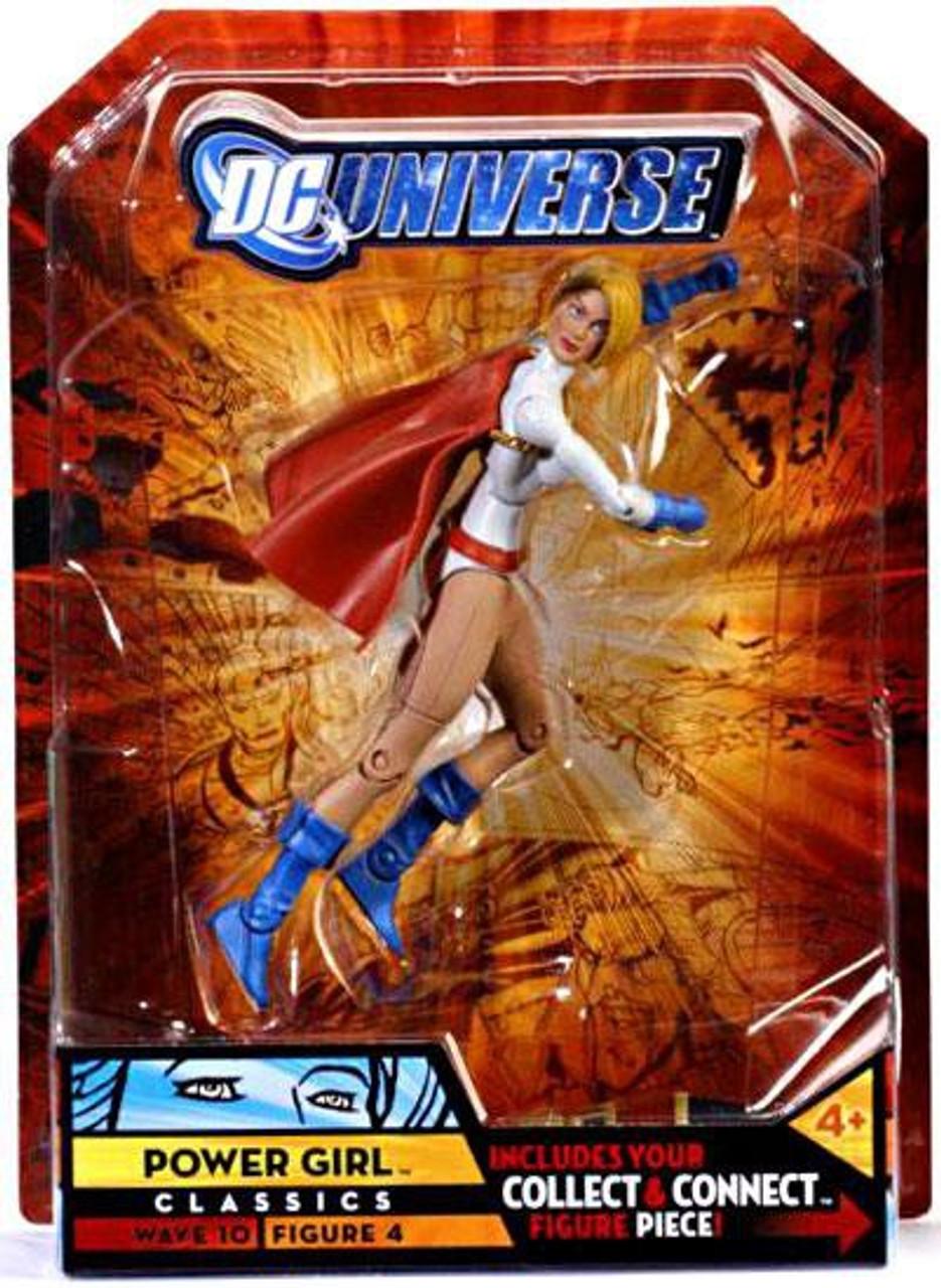 DC Universe Classics Wave 10 Power Girl Exclusive Action Figure #4