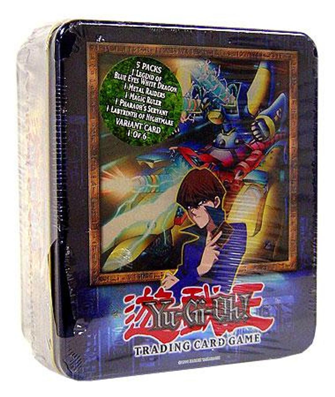 YuGiOh 2003 Collector Tin XYZ Dragon Cannon Collector Tin [Sealed]