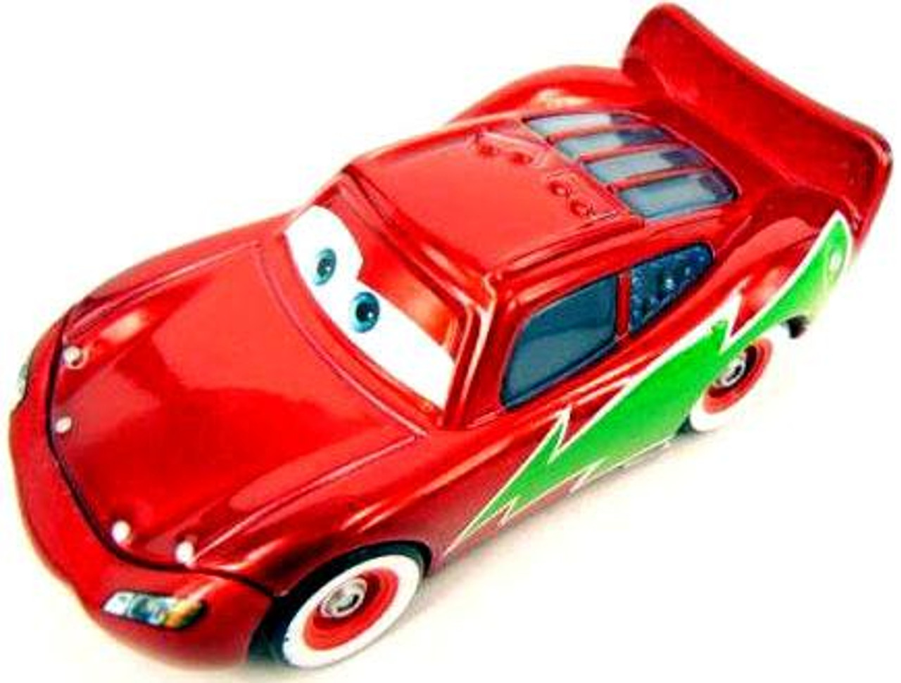 Disney Cars Loose Hot Shot Lightning McQueen Diecast Car [Loose]