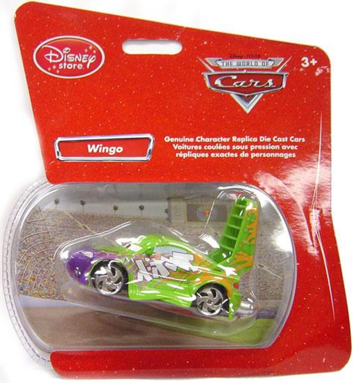 Disney Cars 1:48 Single Packs Wingo Exclusive Diecast Car